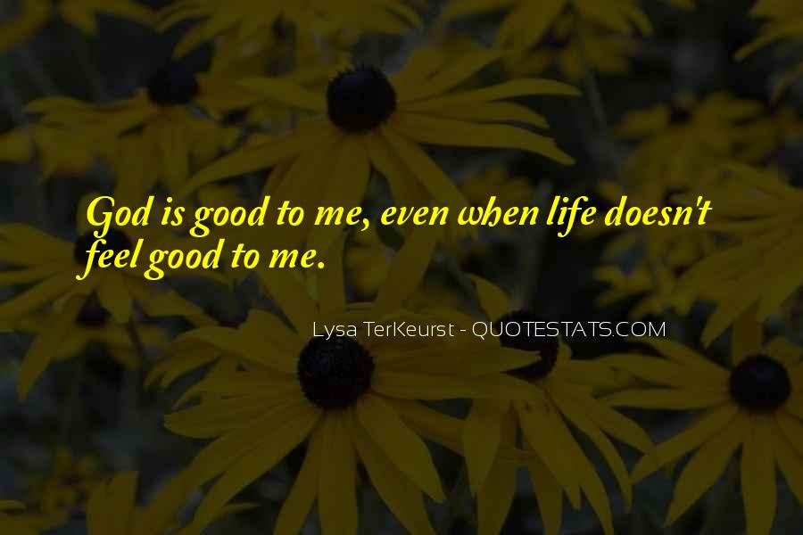 Lysa Quotes #173334