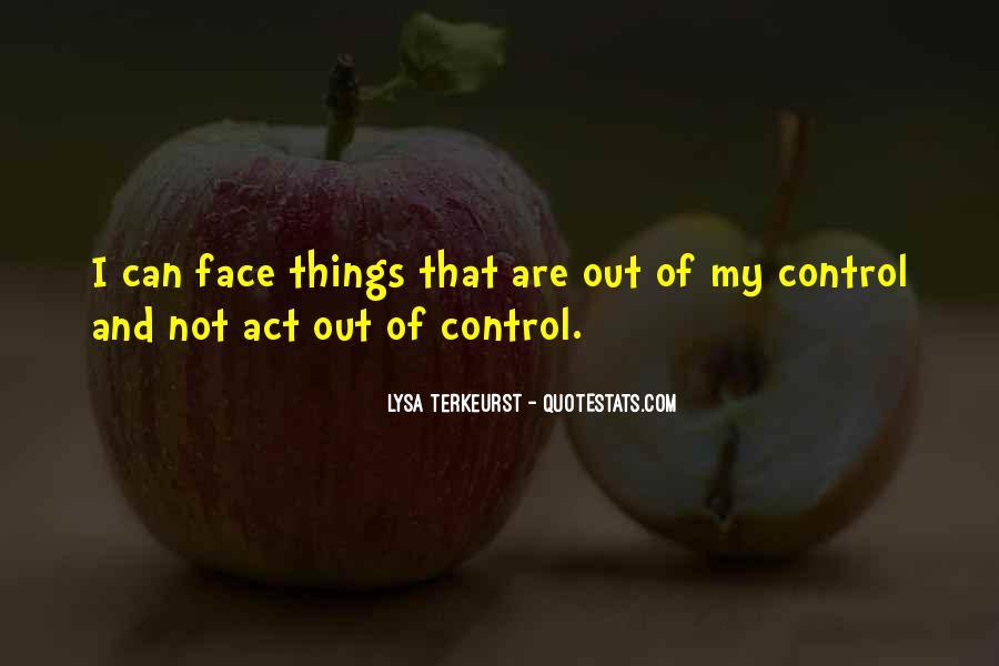 Lysa Quotes #179656