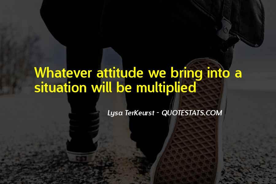 Lysa Quotes #181590