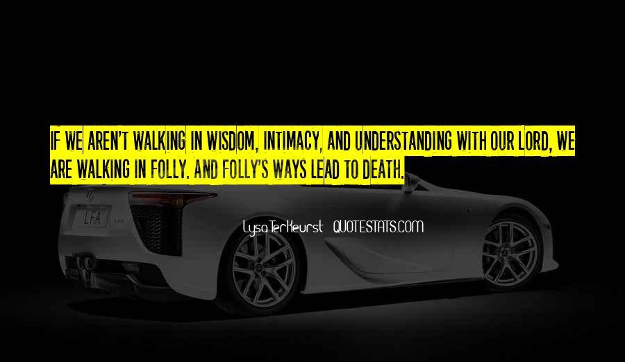 Lysa Quotes #249784