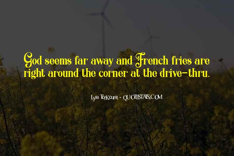 Lysa Quotes #261840