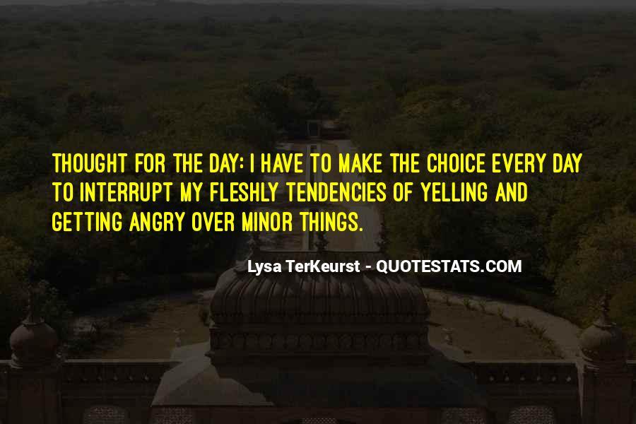 Lysa Quotes #267528
