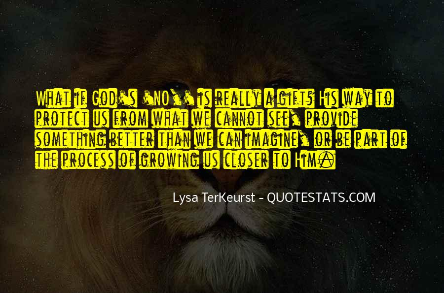 Lysa Quotes #288564