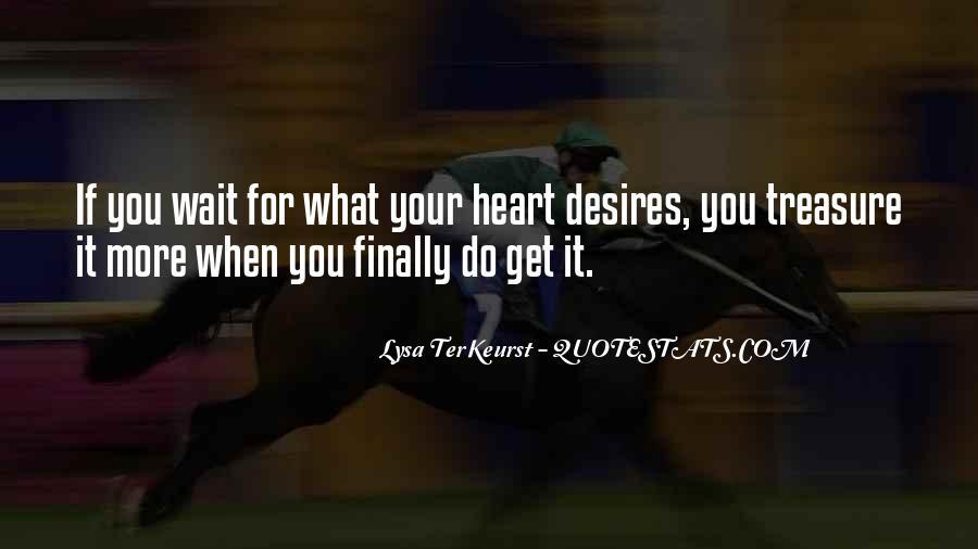 Lysa Quotes #294447