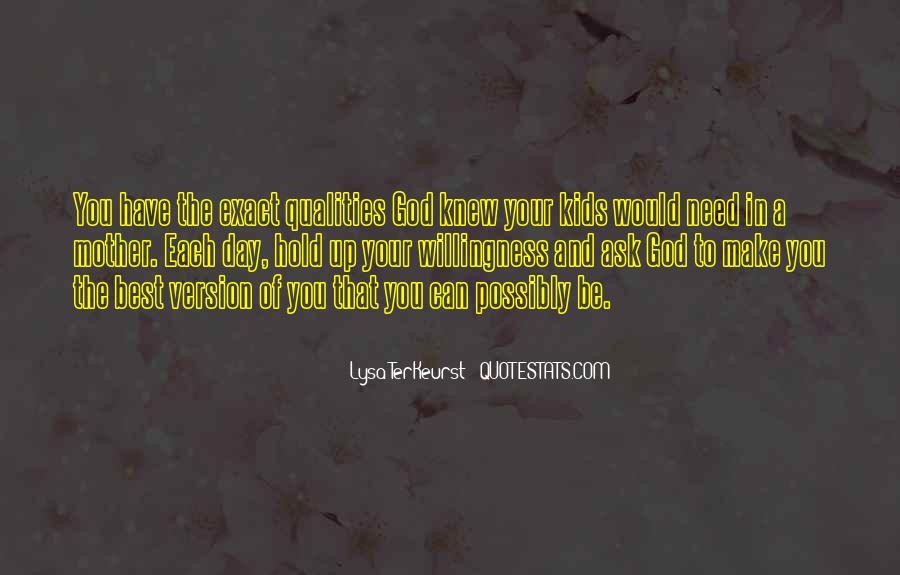 Lysa Quotes #295900