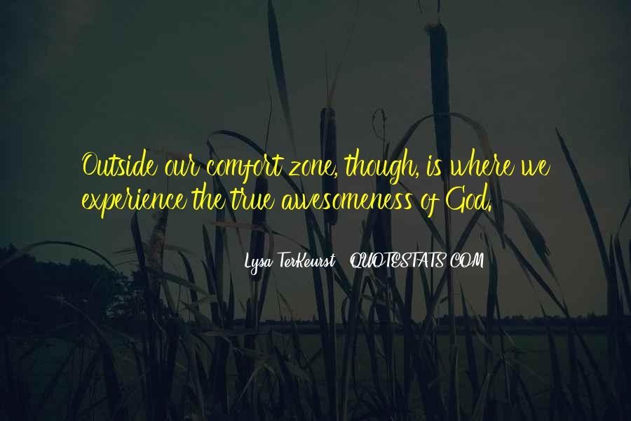 Lysa Quotes #312092