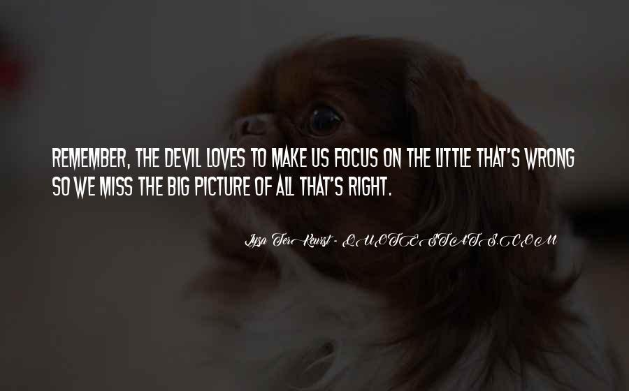 Lysa Quotes #322799