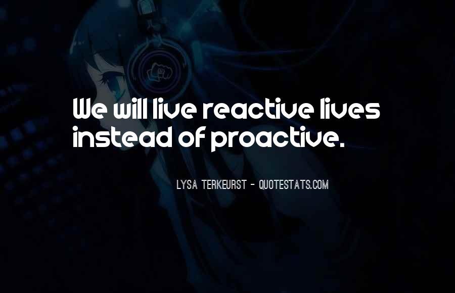 Lysa Quotes #351061