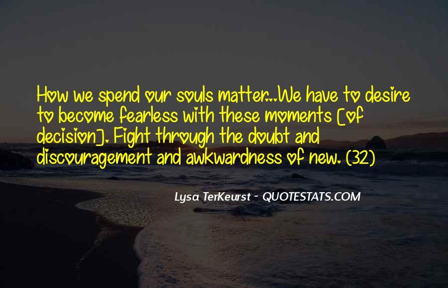 Lysa Quotes #369224