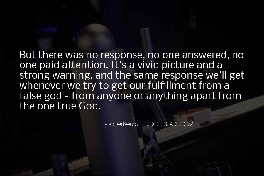 Lysa Quotes #403663
