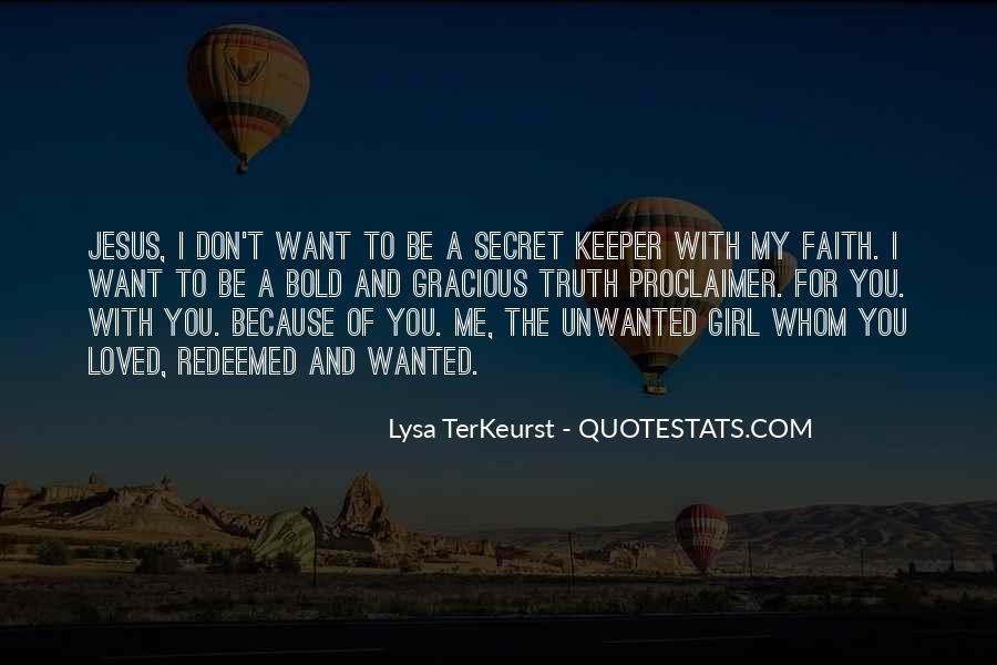Lysa Quotes #409001