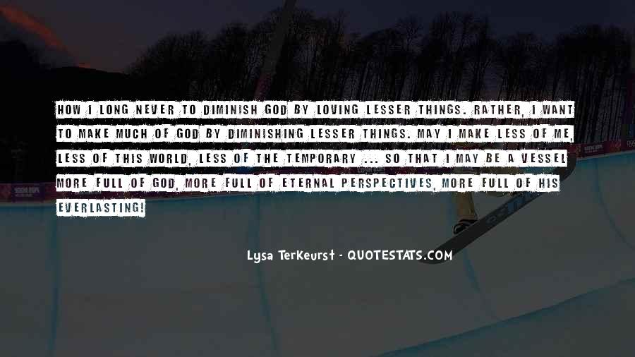 Lysa Quotes #434311