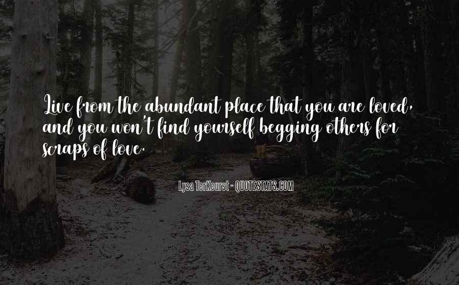 Lysa Quotes #446125