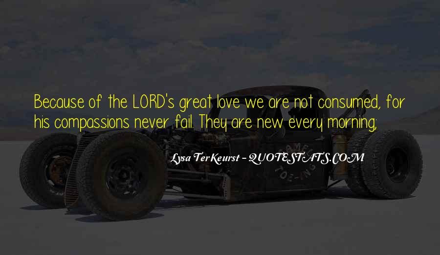 Lysa Quotes #449284