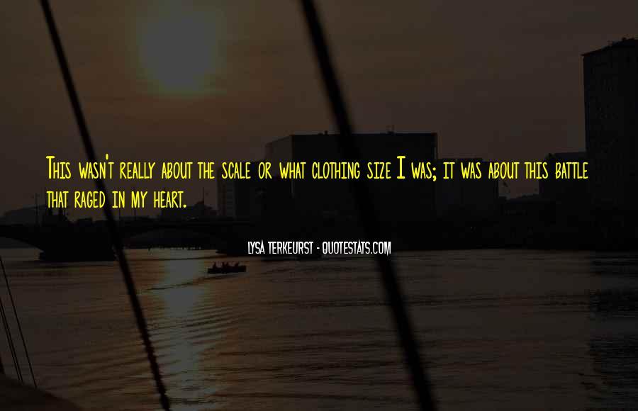 Lysa Quotes #469422