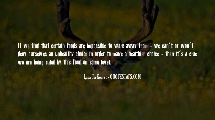 Lysa Quotes #471439