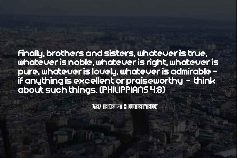 Lysa Quotes #481829