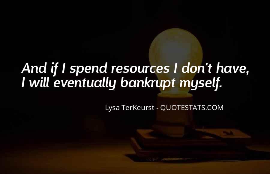 Lysa Quotes #483041