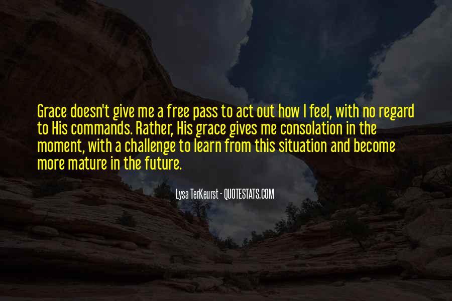 Lysa Quotes #492714