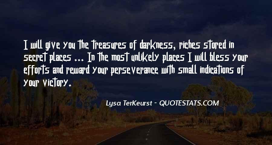 Lysa Quotes #496041