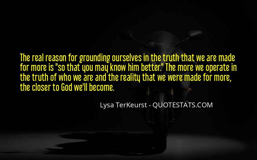 Lysa Quotes #54492