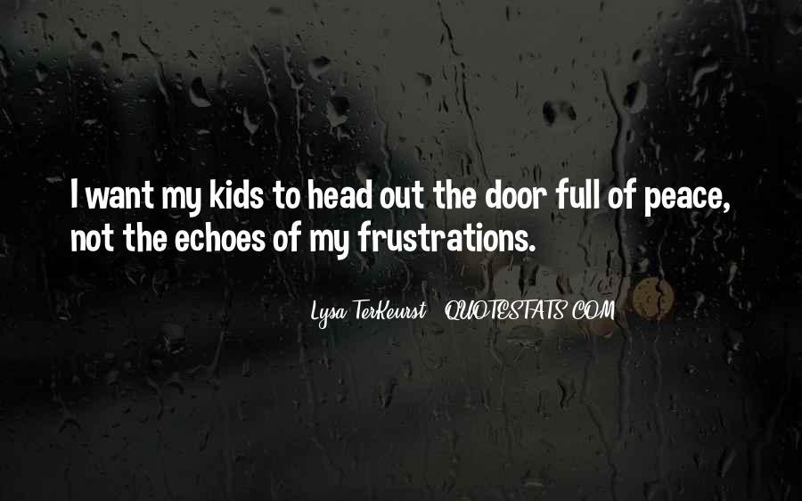 Lysa Quotes #58723