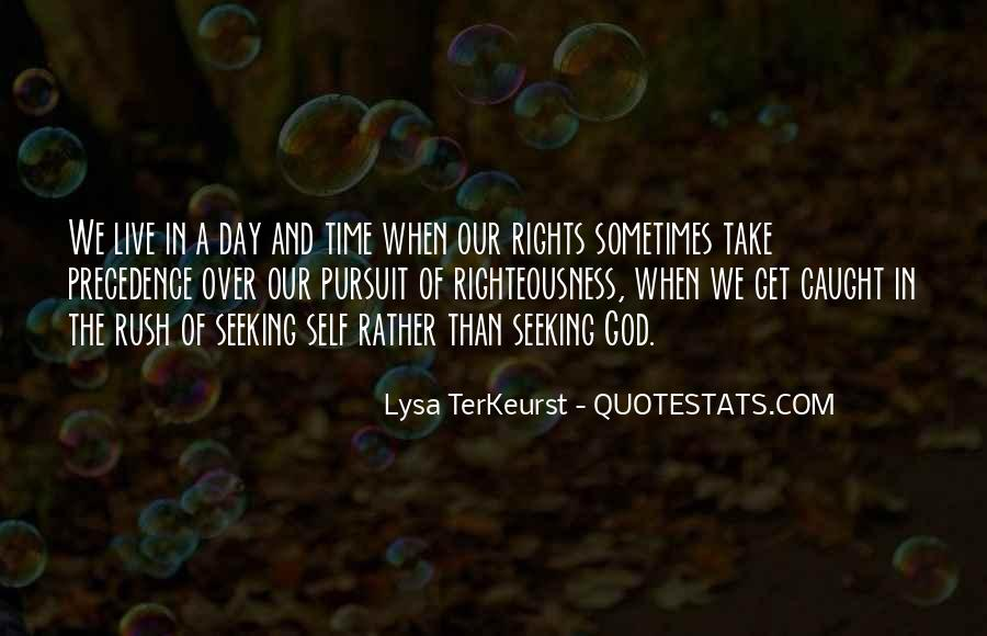 Lysa Quotes #81641