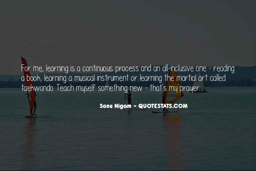 Quotes About Learning Something New #1468000
