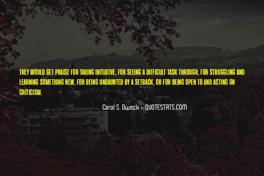 Quotes About Learning Something New #1592535