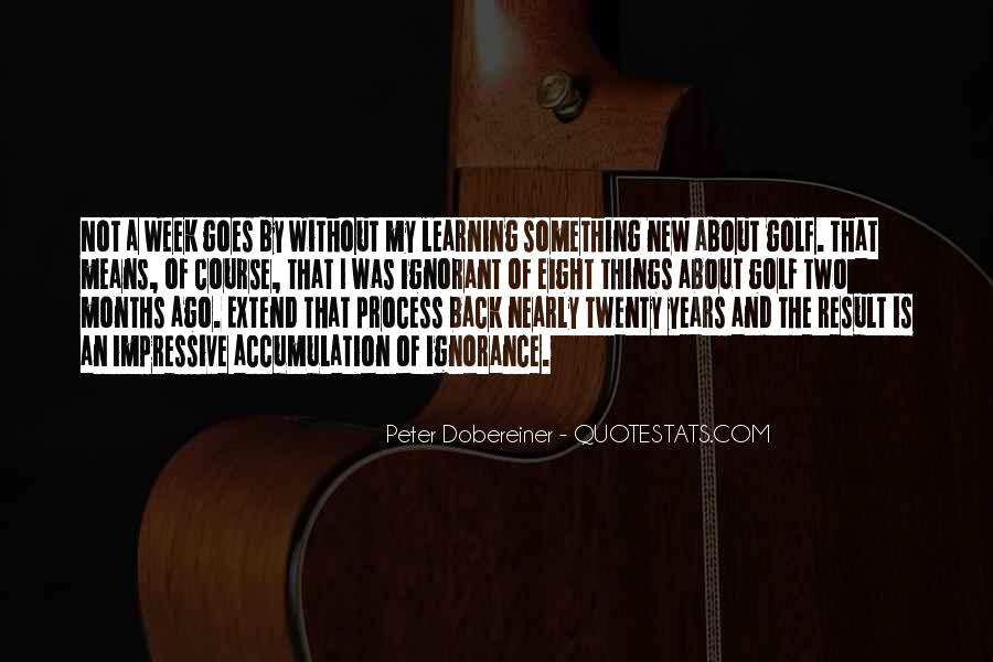 Quotes About Learning Something New #407152