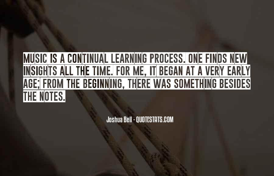 Quotes About Learning Something New #955492