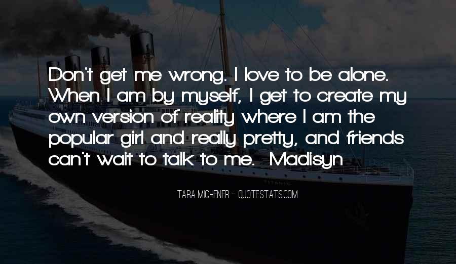 Madisyn Quotes #1265089