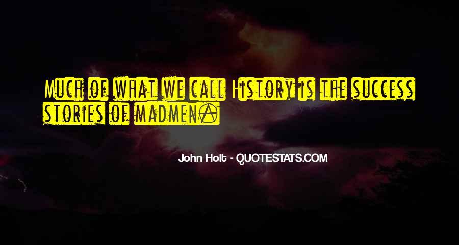 Madmen's Quotes #112100