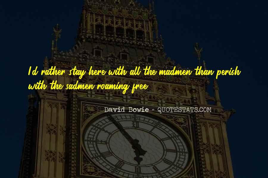 Madmen's Quotes #1122938