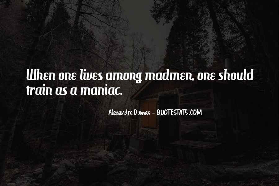 Madmen's Quotes #1263