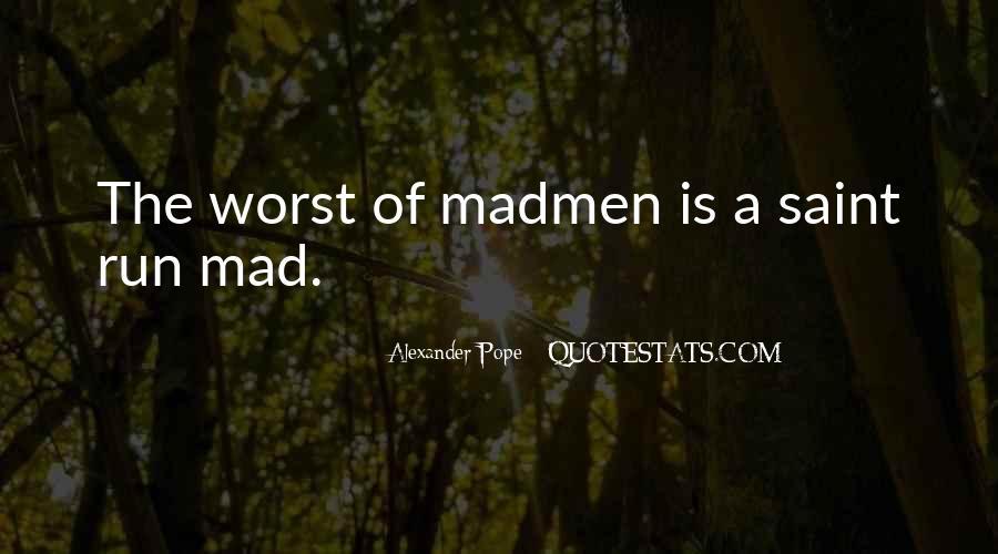 Madmen's Quotes #391405