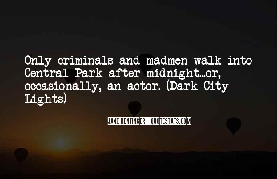 Madmen's Quotes #428607