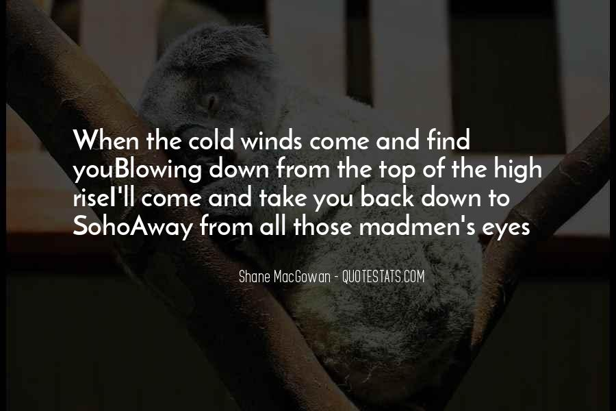 Madmen's Quotes #527771