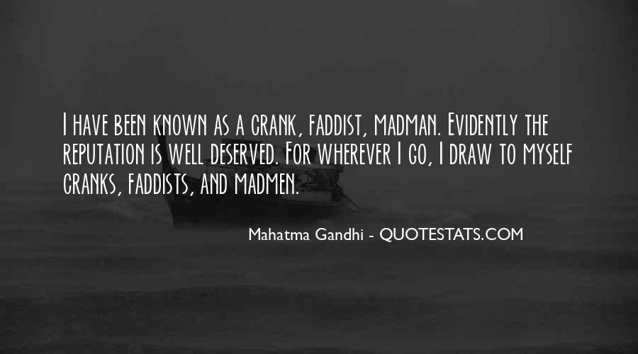 Madmen's Quotes #740819