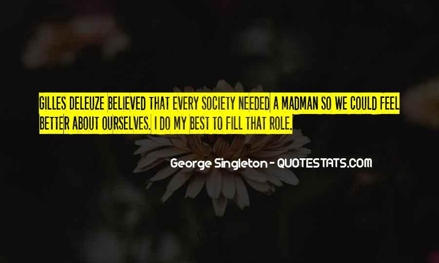 Madmen's Quotes #754128
