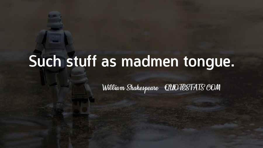 Madmen's Quotes #756955