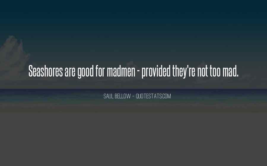 Madmen's Quotes #868431