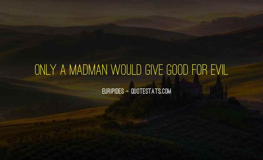 Madmen's Quotes #90912