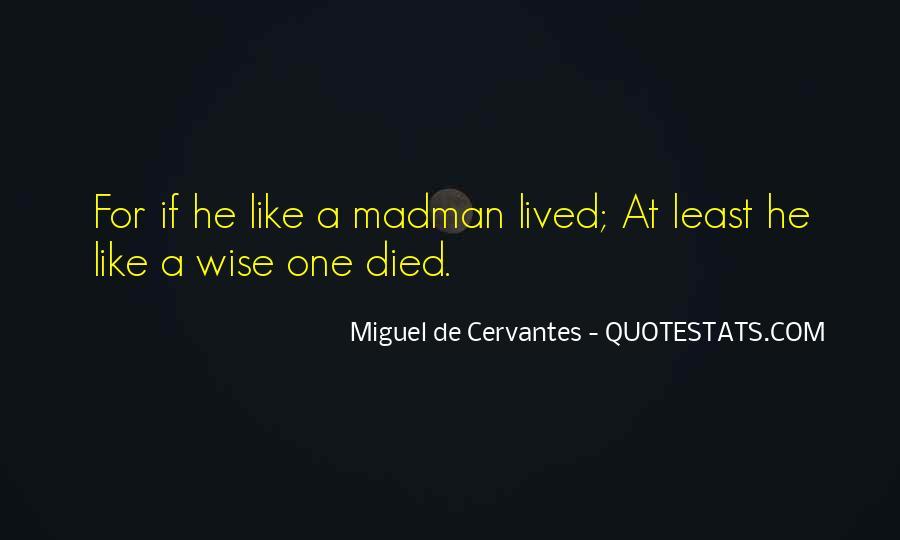 Madmen's Quotes #970042