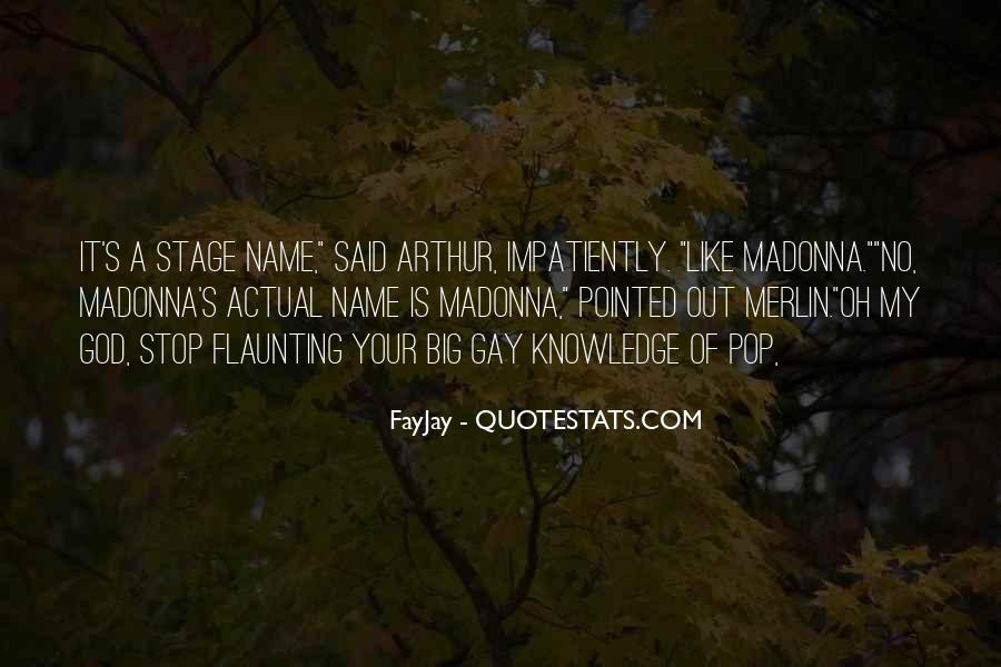 Madonna's Quotes #102149