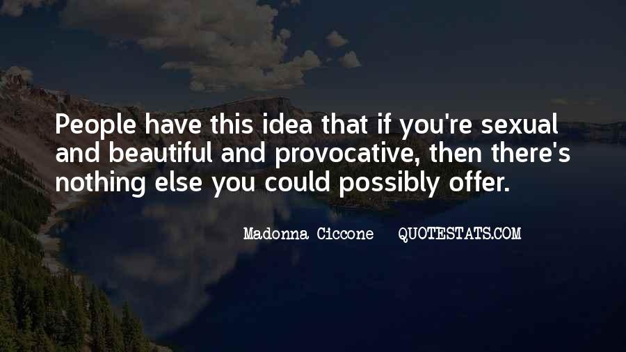 Madonna's Quotes #103379