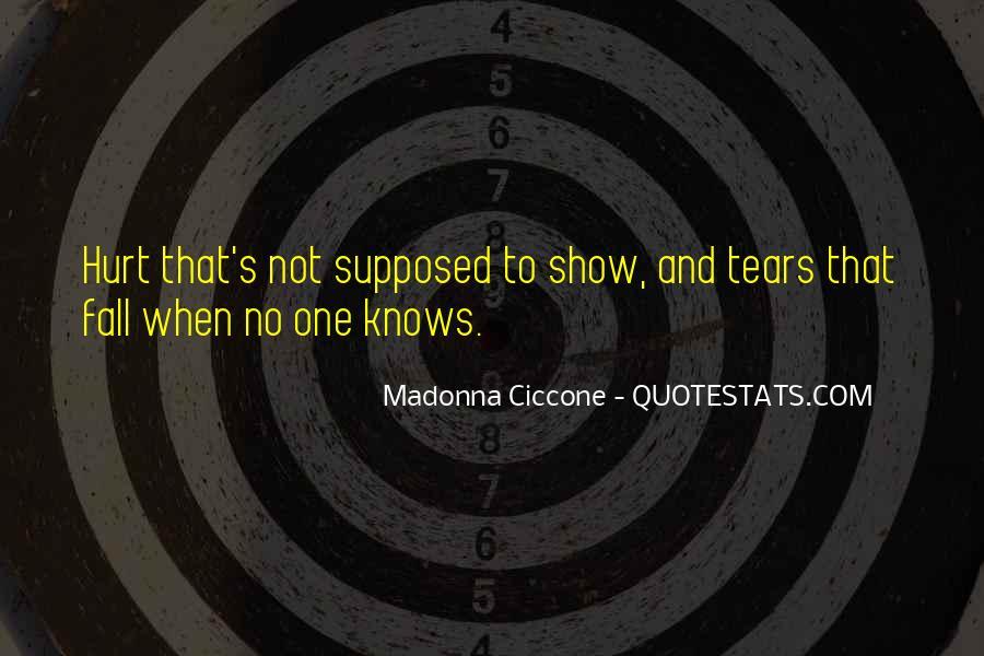 Madonna's Quotes #197512