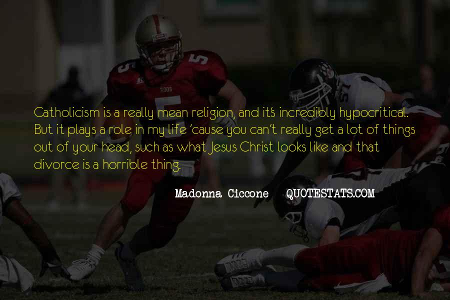 Madonna's Quotes #223622