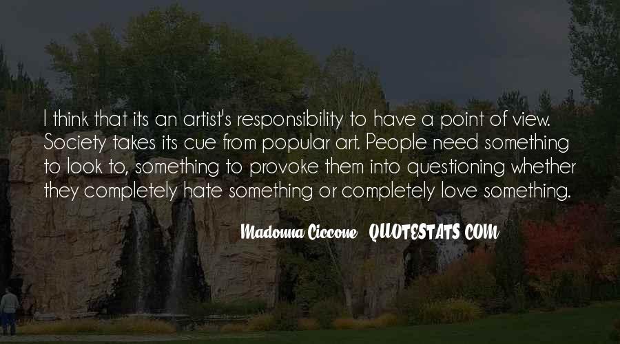 Madonna's Quotes #310739