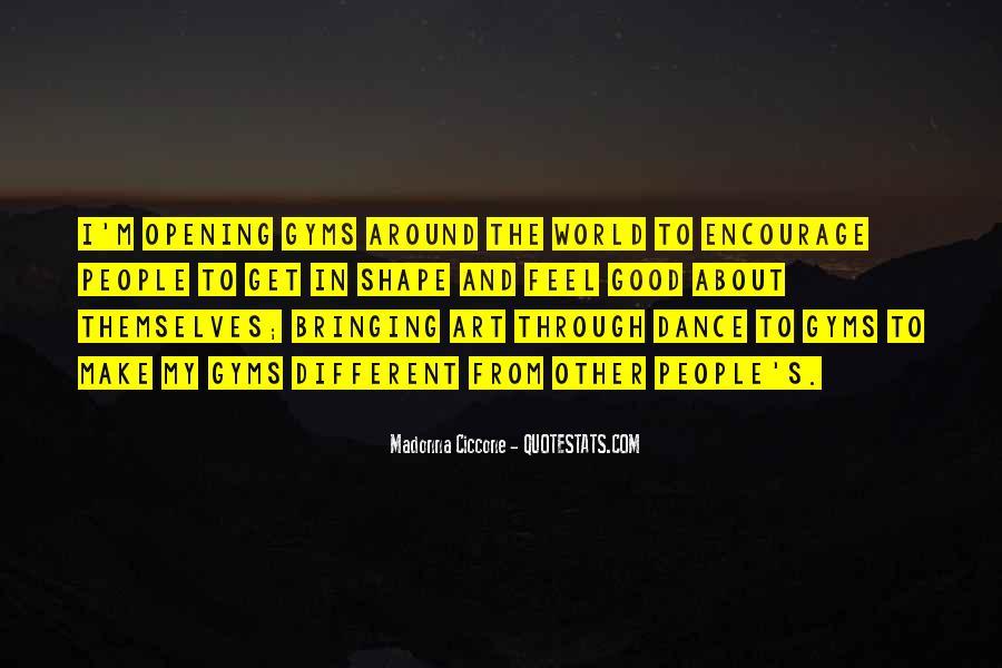 Madonna's Quotes #336408